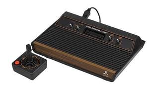 Atari 2600 Spielkonsole