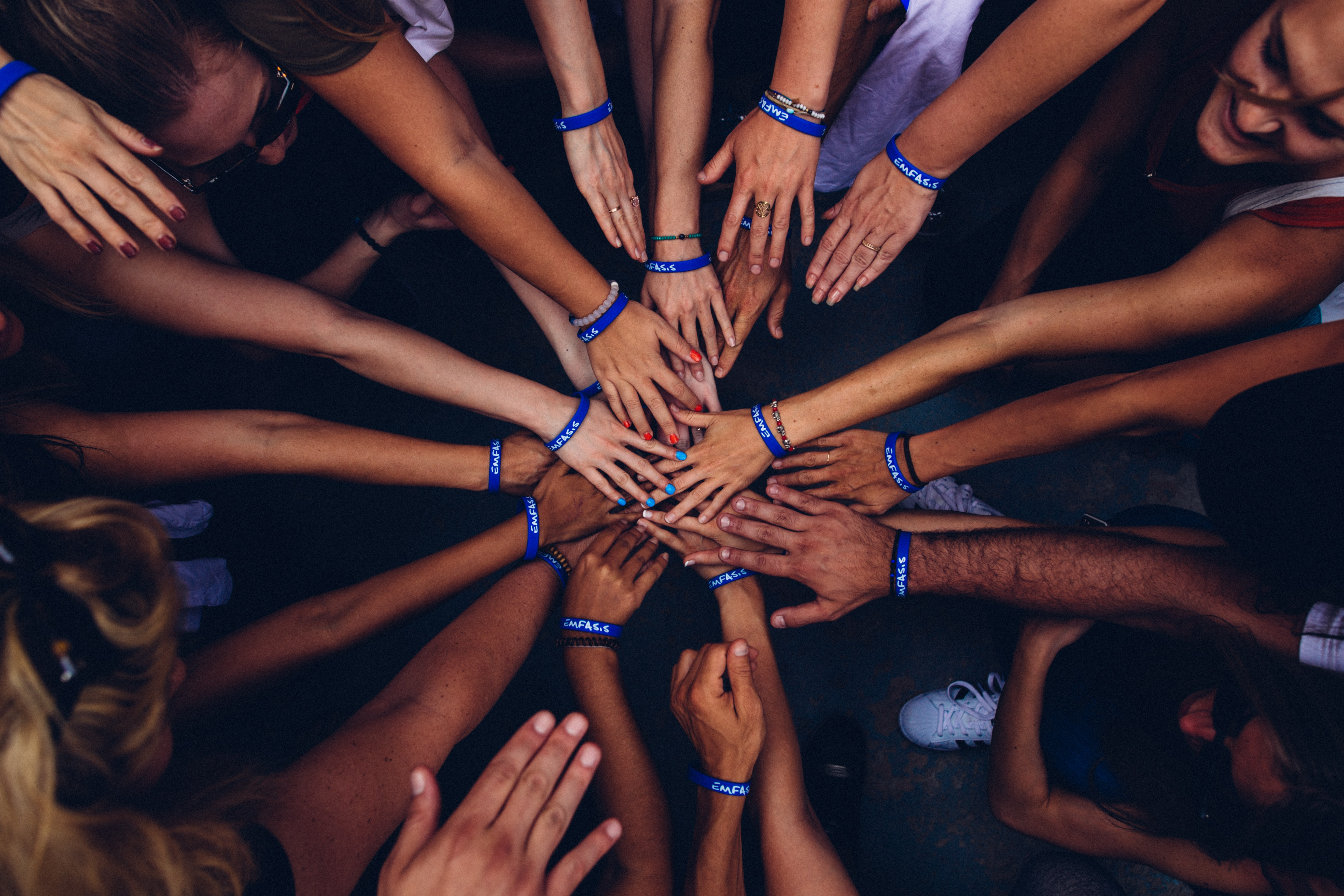 Im Nn-Profit-Bereich ist Teamwork alles